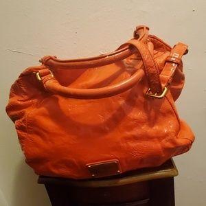 Marc Jacob's Orange Oversized Handbag